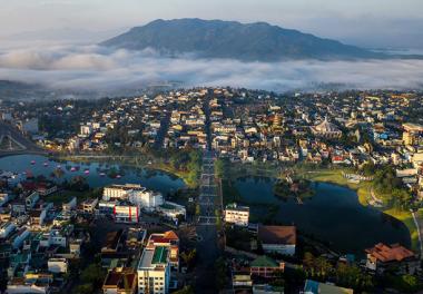 Tập đoàn Novaland tìm hiểu đầu tư tại thành phố Bảo Lộc