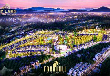 Farm Hill – Thiên Nhiên Bên Bạn